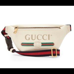 Gucci Belt Bag vintage Logo